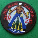 USS GRAND CANYON AR-28 SHIP PATCH