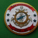 USS MISSISSIPPI CGN-40 SHIP PATCH