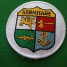 USS HERMITAGE LSD-34 SHIP PATCH