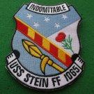 USS STEIN FF-1065 SHIP PATCH