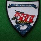 NAVAL AIR STATION KEFLAVIK ICELAND PATCH