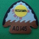 USS HASSAYAMPA AO-145 SHIP PATCH