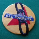 USS ROCHESTER CA-124 SHIP PATCH