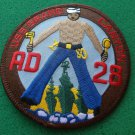 USS GRAND CANYON AD-28 SHIP PATCH