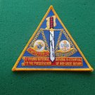 NAVAL TECHNICAL TRAINING CENTER MERIDIAN MS PATCH