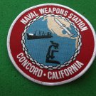 NAVAL WEAPONS STATION CONCORD CA PATCH