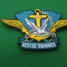 SAR Search & Rescue Swimmer Badge Patch