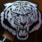 White Tiger Biker Patch
