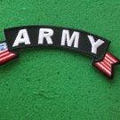 ARMY ROCKER PATCH