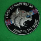 THIN BLUE LINE BUMP IN THE NIGHT PATCH
