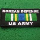 KOREA DEFENSE US ARMY PATCH