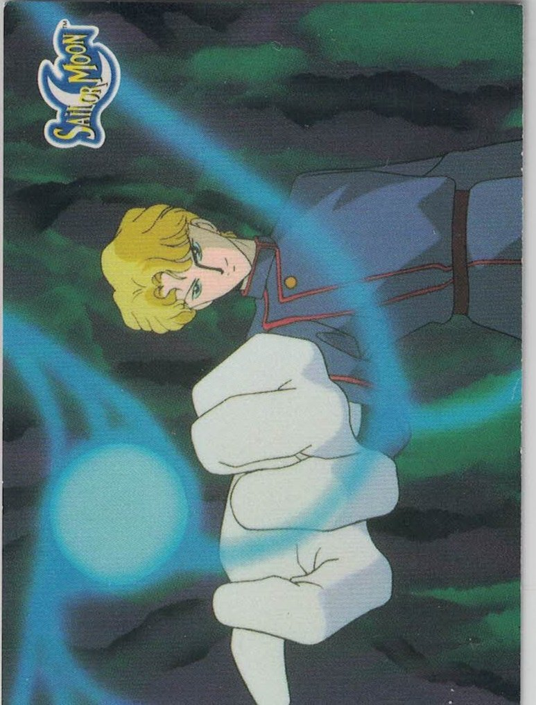 Sailor Moon Card 31 Dart Awesome Series