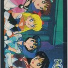 Sailor Moon Card 49 Dart Awesome Series