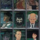 Ghost in the Shell Chromium Card Set 1-45