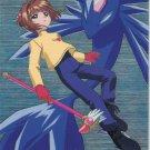 Card Captor Sakura SP5 Carddass Master foil