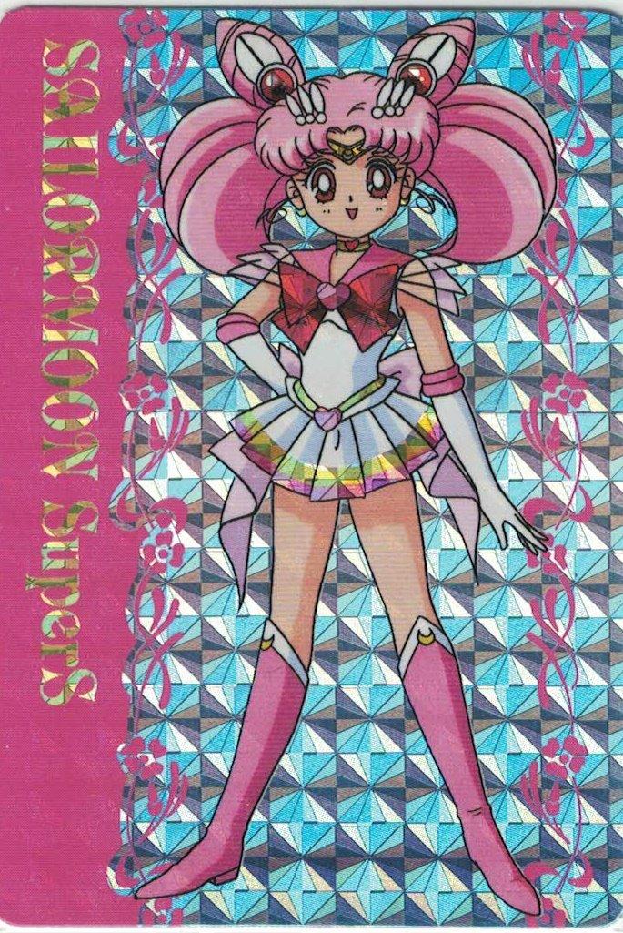 Sailor Moon LC-8 Card Hero Collection