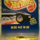 Hot Wheels Collectible, Olds 442 W-30, #267