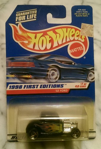 Hot Wheels Collectible, 1998 First Editions, '32 Ford