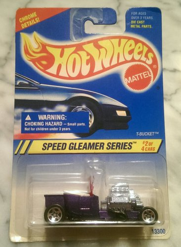 Hot Wheels Collectible, Speed Gleamer Series #2 of 4 cars, #313
