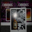 Cerebus the Aardvark Comic Book - Dave Sim - Rare - Mixed Issue - Aardvark-Vanaheim - Fine-