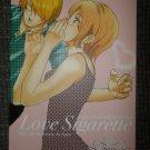 One Piece Doujinshi - Sanji x Nami doujinshi - Love Sigarette - Rare - 2004 - Used