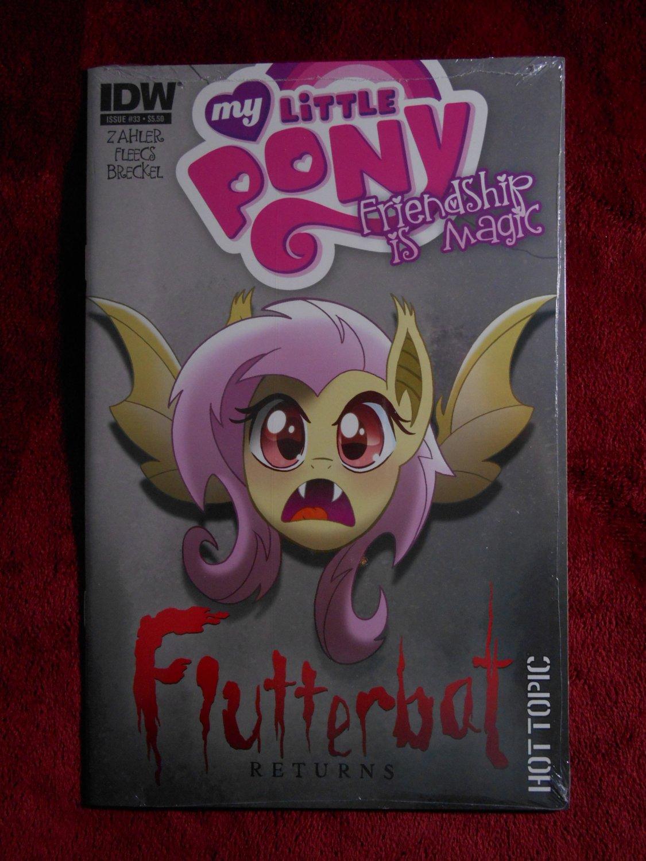 My Little Pony Friendship is Magic Comic - # 33 - Hot Topic Variant - Rare - IDW Comics - New -