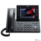 *NEW* Genuine Cisco CP 9971 UC Phone, Standard Handset (Charcoal) NEW!