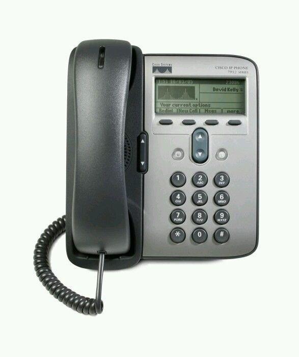 *NEW* CISCO - CP-7912G CISCO IP PHONE 7912G, Ready to Ship!