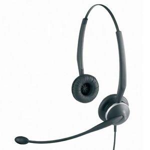 *NEW* GN Netcom GN2125-NC Noise Canceling Binaural Headset,Ships FREE