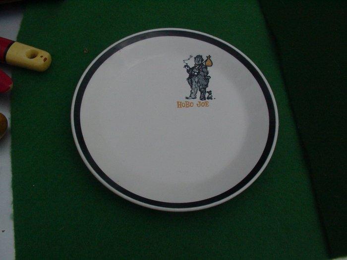 Hobo Joe's 6 1/4 Inch plate
