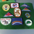 Campfire Girls - 10 patches