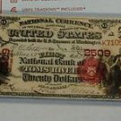 Vintage Reprint $20 Twenty Dollars Series 1875 National Bank Note Currency