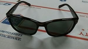 Anarchy Vert Holbrook Style Shiny Brown Wood Look Sunglasses. Genuine.