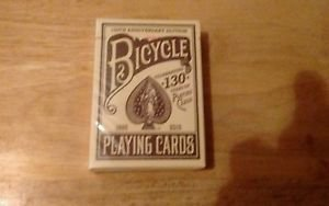 Bicycle 130th Anniversary Reproduction Playing Cards Sealed Color Choice