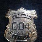 Obsolete Patrolman Cleveland Street Railway CSR East Cleveland OHIO Police Badge