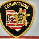 State of Ohio Deputy Sheriff Corrections Officer Patch Jail