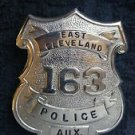 Obsolete Aux. SPECIAL Police East Cleveland OHIO Police Badge