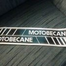 1977 up Motobecane Mobylette Mobymatic 7 Cady Frame Tank Side Decal Set Moped