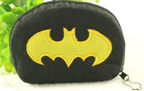 Batman Suede Coin Purse