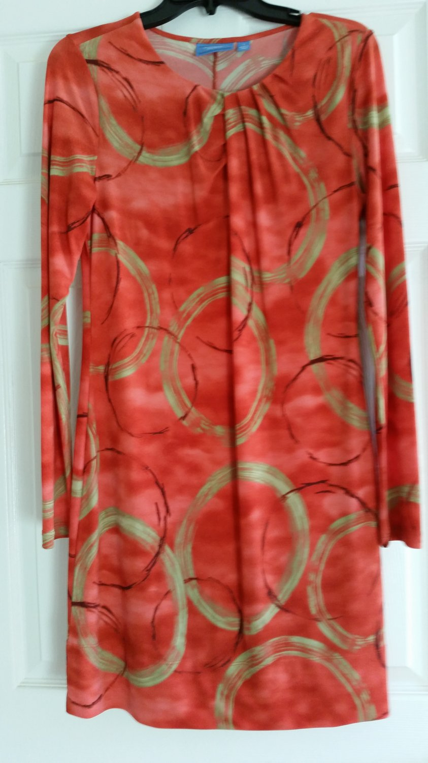 Simply Vera Vera Wang long sleeve dress Size Small.