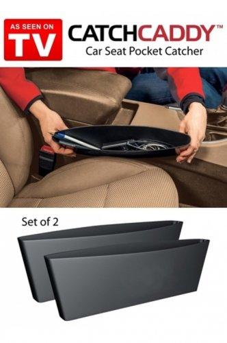 Catch Caddy 100-CC-MC24 Car Seat Catcher, Organizer