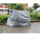 Polyester Waterproof Bike Bicycle Cover Color Grey