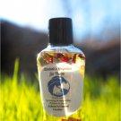 Fresh Roses Body Oil 2 oz - Organic Rose Petals & Quartz