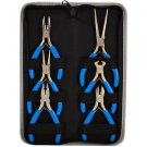 "6pc Jewelers Pliers Set Jewelry Making Beading Craft 5"" Mini Plier Kit"