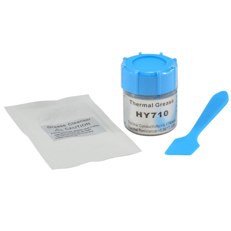 50G (5x10G) Tub Silver Thermal Paste High Performance Heatsink Compound CPU GPU
