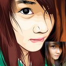 Custom Cartoon Portrait - Digital File