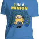 1 in a minion T Shirt