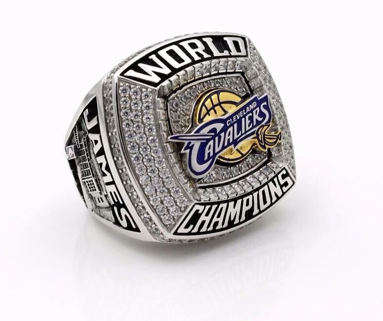 Cleveland Cavaliers 2016 Championship Ring