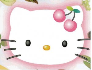 Hello Kitty Pink Cherry