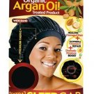 Magic Collection Organic Argan OIl Treated Extra Large Sleep Cap-3002BLA